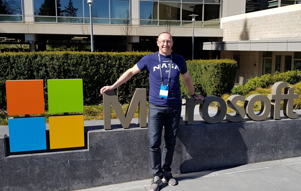 Jonas Rapp, Microsoft MVP